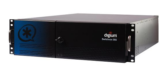 SwitchVOX Digium VOIP PBX Server