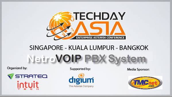 Techday 2012 Asterisk Conference Bangkok